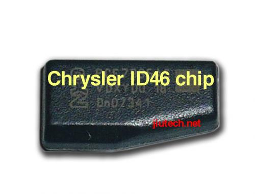 Chrysler ID46 Transponer Chip