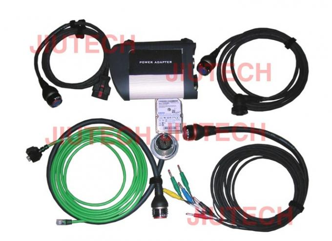 201607  MB SD Connect Compact C4 Mercedes Star Diagnosis Tool Including Simulation Study