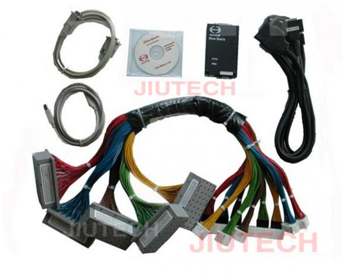 Hino Bowie Explorer Diagnostic with ECU Harness Cable for test and programming