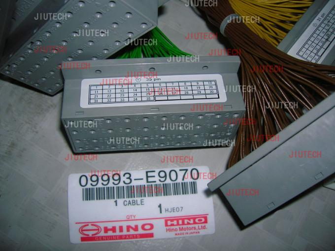 ECU TEST Harness for HINO explorer ecu test and programming