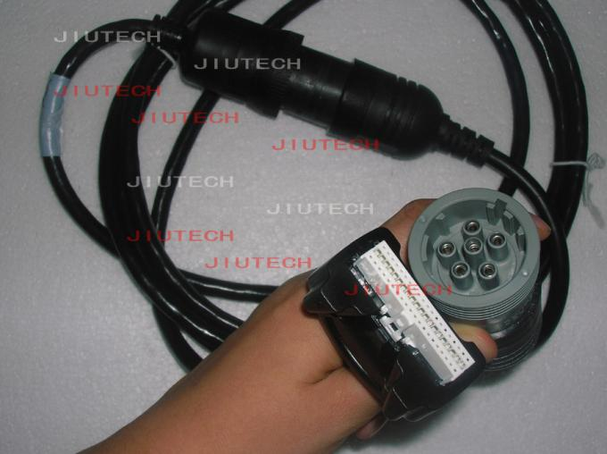 9 pin to 6 pin diagnostic cable for Volvo interface 88890020 / 88890180