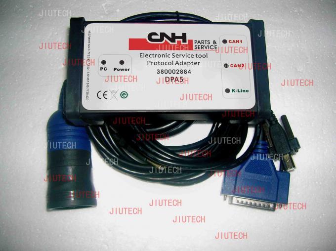 Cnh est diagnostic kit heavy duty truck diagnostic scanner electronic