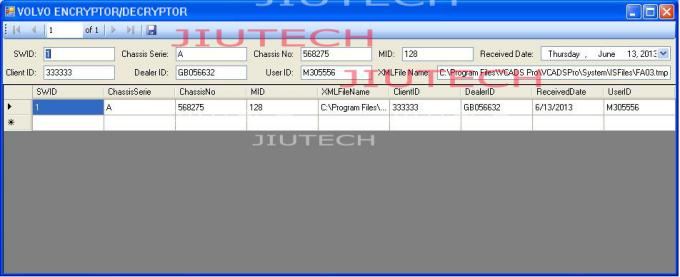 Ecu Programming Truck Diagnostic Software For Programming Volvo Truck Ecu