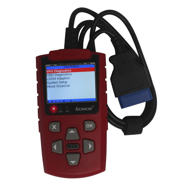 NEW IScancar OBDII EOBD Cars Trouble Codes Scanner 5