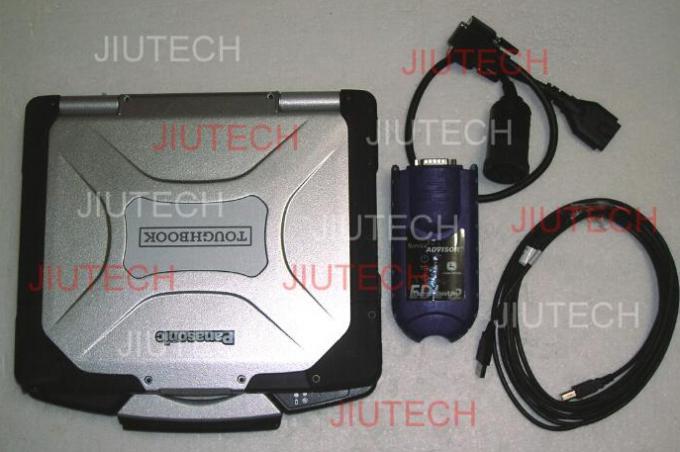 John Deere Scanner Service Advisor EDL Electronic Data Link Full Set With E6420 Laptop