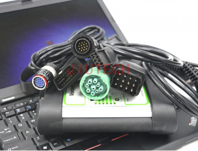 Volov VOCOM Heavy Duty Truck Diagnostic Scanner X200 Laptop With PTT 2.04.75 Development Model + DEV2