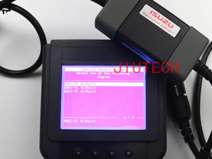 Full Set Isuzu Truck Heavy Duty Diagnostic Tool Euro 4/5 Truck Diagnosis V169