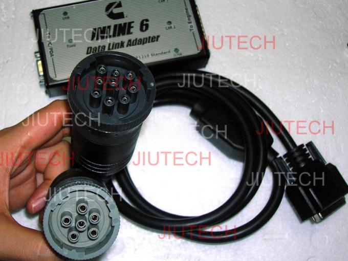 Full Set Truck Engine Diagnosis Inline6 CF30 Construction Scanner Truck Scan Tool
