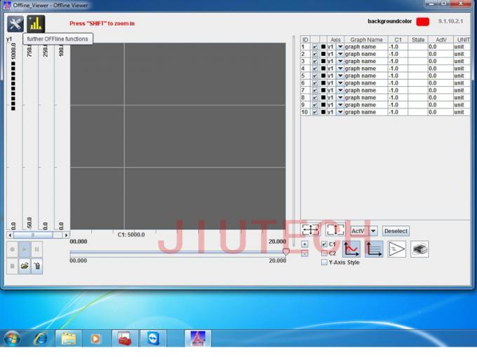 Auto Diagnostic Scsanner Construction Scanner For DEUTZ DIAGNOSTIC KIT DECOM