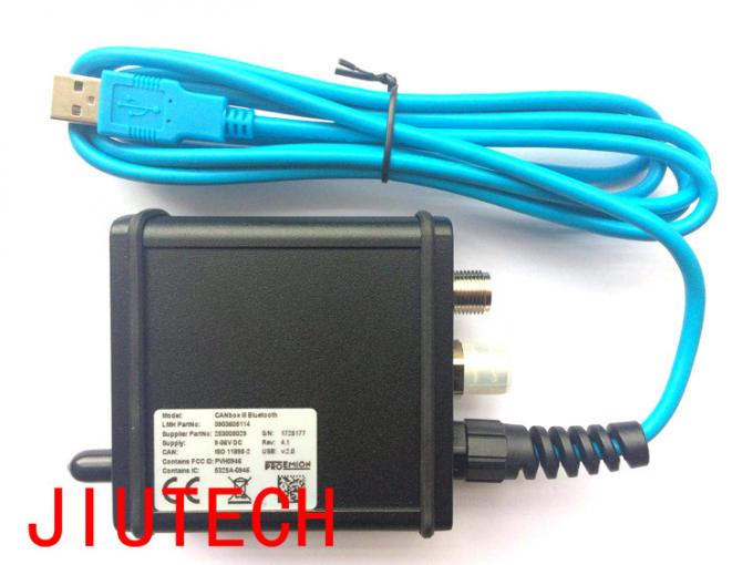 Linde BT forklift truck original Canbox USB Doctor Diagnostic Cable Line Adapter Service Box