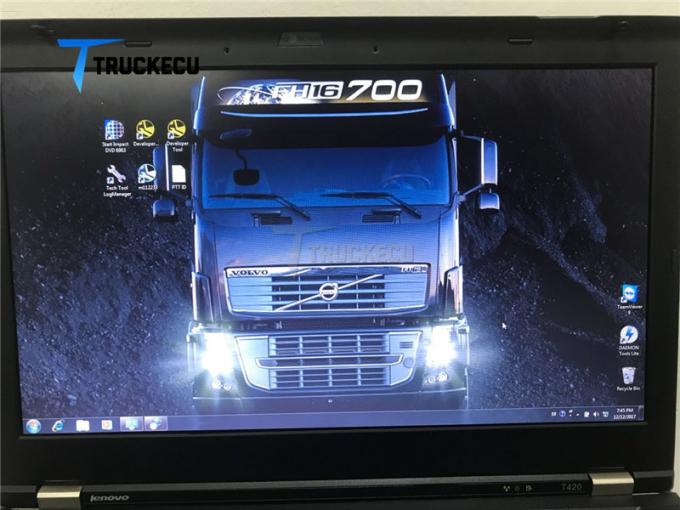 Truck Diagnostic Software For Volvo Truck Excavator 2.5.87 Version & 1.12 Version