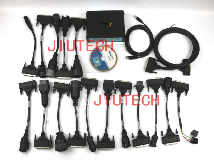 Universial Heavy Duty Truck Diagnostic Scanner Jaltest Test Full Set + CF30