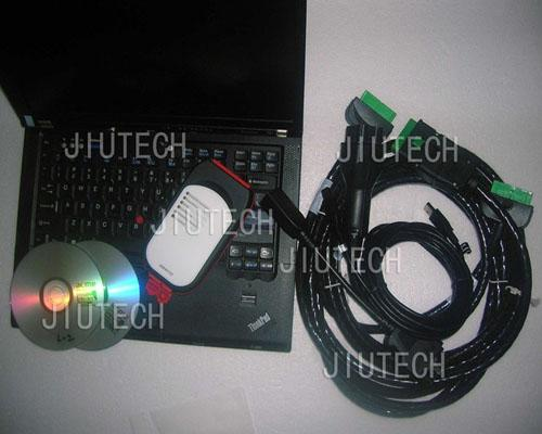 Heavy Duty Truck Diagnostic Scanner With D630 Laptop