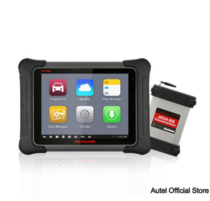AUTEL MaxiSYS Elite Professional Diagnostic Tool With J2534 better than MS908P Pro support ECU programming