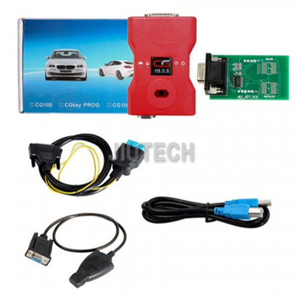 ELV Repair Adapter Car Diagnostics Scanner CGDI Prog MB Benz Key Programmer Support All Key Lost